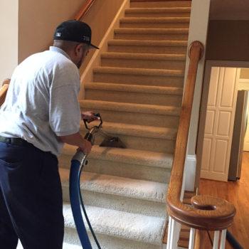 Carpet Cleaning & Repair Services